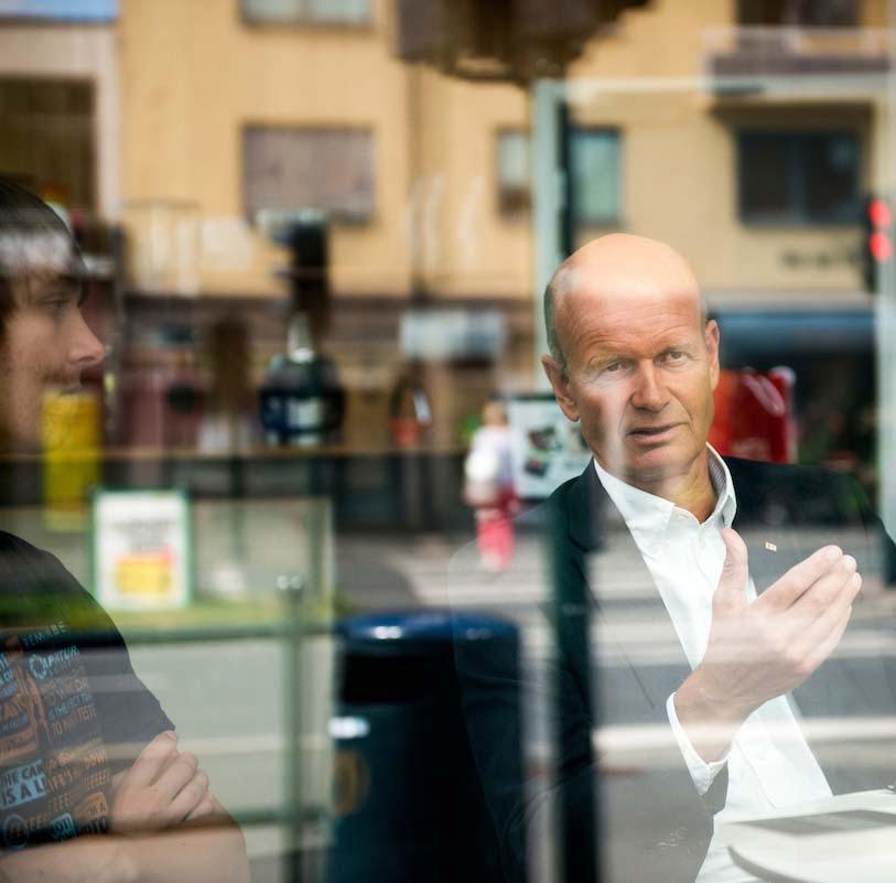 Sven Mollekleiv - Cafe Condio